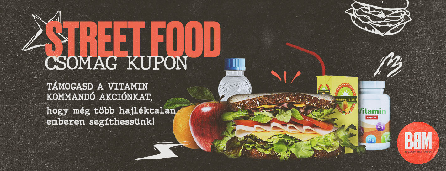 street food csomag kuponok