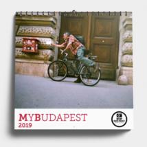 My Budapest Naptár - Bike Maffia webshop 301ee4bdf0