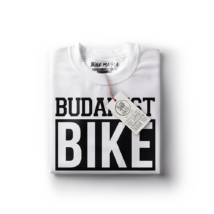 BBM - Budapest Bike Maffia - Fehér rövid ujjú férfi póló 951c0388e5