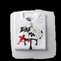 BBM - Ink splash - Fehér rövid ujjú férfi póló d21c7839a2