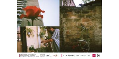 bringás notesz Budapestről készült fotókkal