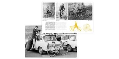Kerékpározás története