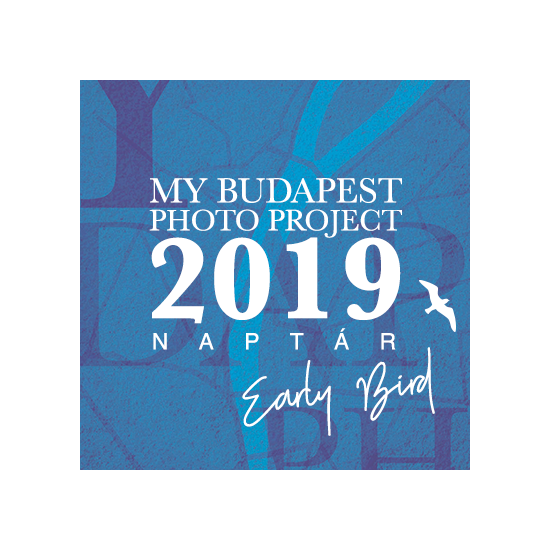 BBM - My Budapest 2018-as naptár