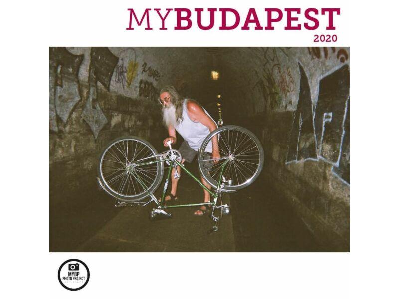 My Budapest 2020-as naptár